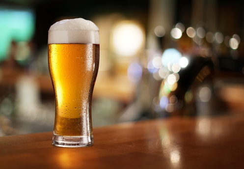 Drink a beer to protect your brain?