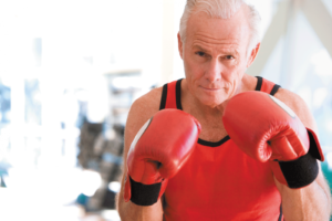 Punch up your exercise routine with fitness boxing
