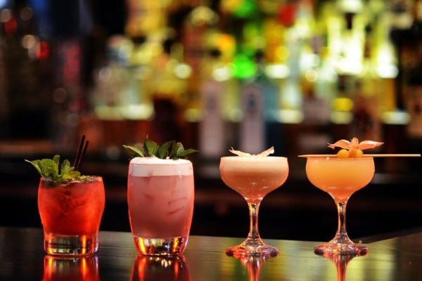 The 6 Healthiest Cocktail Ingredients