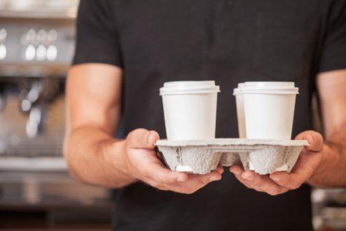 How a cup of coffee before the gym can improve your workout