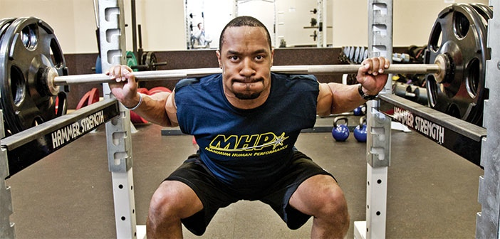 Get Cut With Deron Mayo's Training Mix