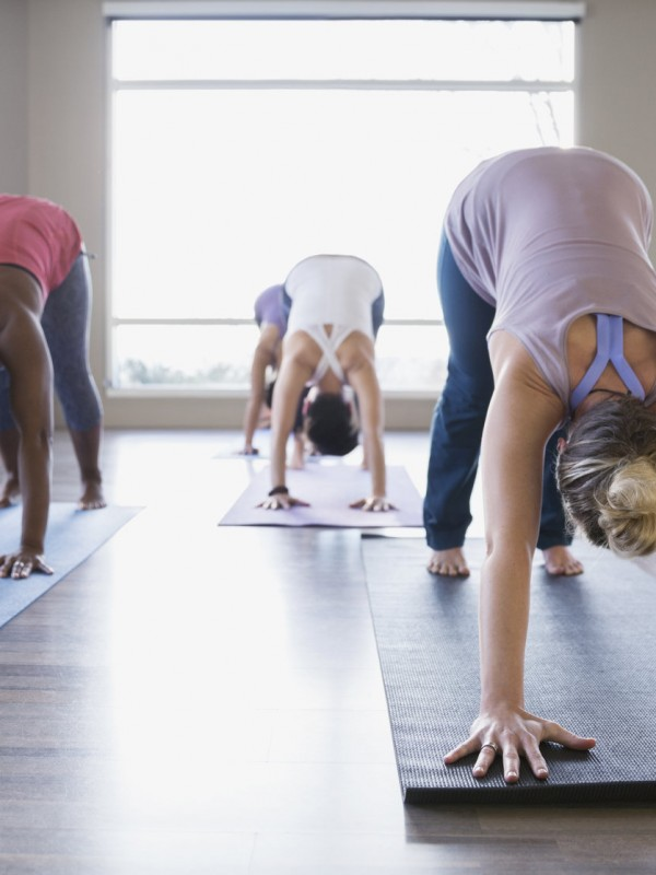 Sorry, But Yoga Might Not Count Toward Your Weekly Exercise Goals