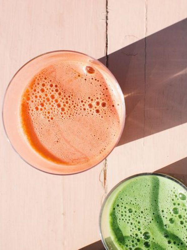 Beginner's Fruit Juice