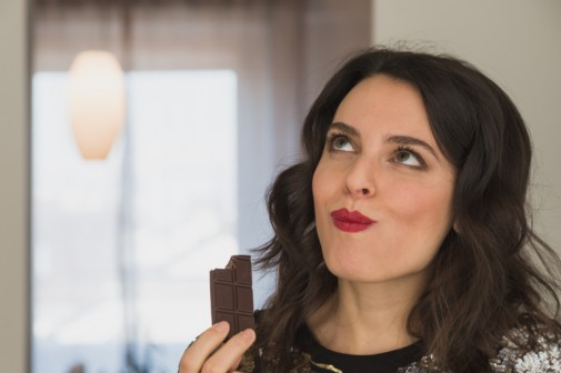 Eating chocolate may boost your brain power
