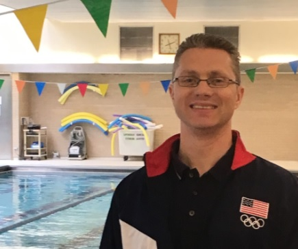 Physical therapist takes his skills to new level: The Olympics