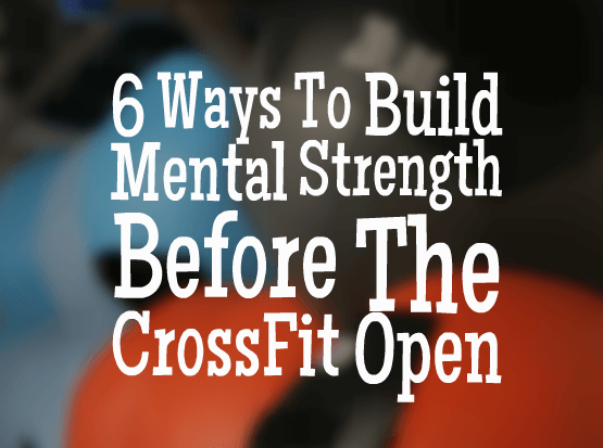 How To Build Mental Strength Before A Competition