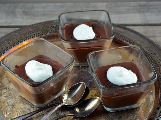 Thick Chocolate Pudding