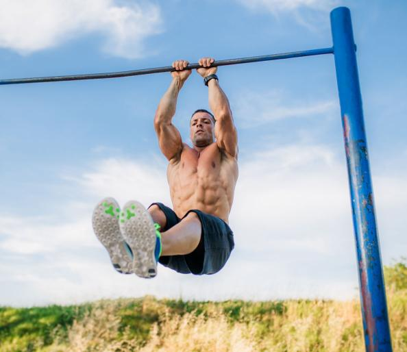 BACK TO BASICS: THE BEST BODYWEIGHT EXERCISES