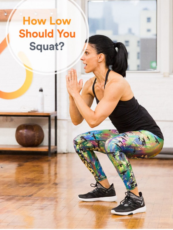 How Low Should You Squat? (And How to Improve It)