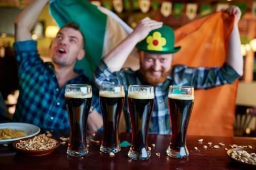 Enjoy a pint, but avoid binge drinking on St. Patrick's Day