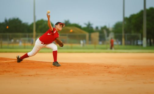 Blog: Advice for youth pitchers working toward a no