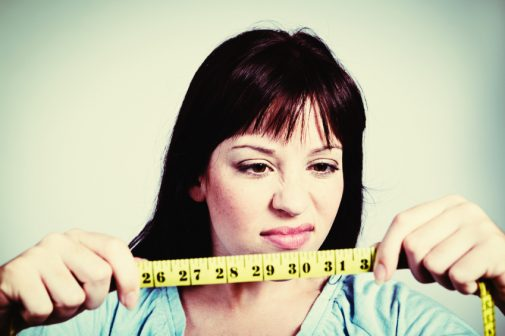 Why you can't keep off the weight